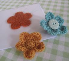 crochet flower class