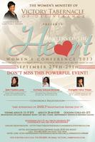 Matters of the Heart Women's Conference 2013