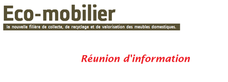 Rencontre Eco-mobilier à Brignoles  (PACA - Corse)