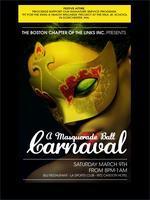 CARNAVAL - A MASQUERADE BALL