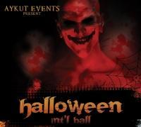 HALLOWEEN INT'L BALL @ REGENCY CENTER SF