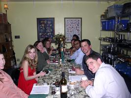Designer Appetizers Cooking Class -Sat, 8/17/13...