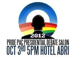 PRIDE PAC 1ST PRESIDENTIAL DEBATE EVENT AND MIXER