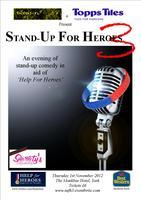 Stand Up For Heroes 3