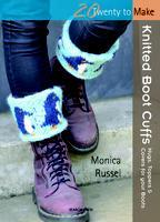 Knitted Boot Cuff book launch - Meet the Author
