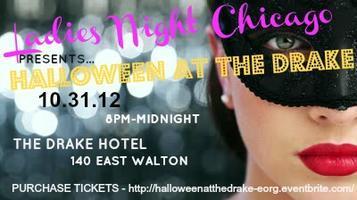 Halloween at the Drake!!