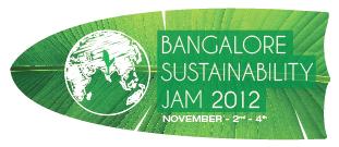 Global Sustainability Jam 2012 Bangalore