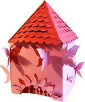 Build your dream home - paper-cutting workshop