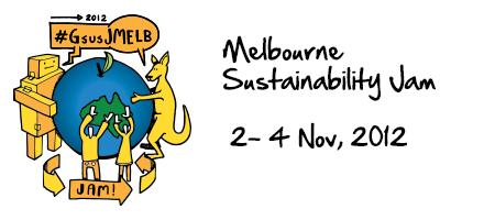 Melbourne Sustainability Jam 2012