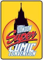 London Super Comic Convention 2013