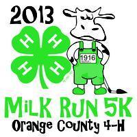 MILK RUN 5K 2013