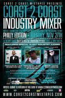 Coast 2 Coast Music Industry Mixer | Philly Edition -...