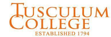 Tusculum College Rep Visit