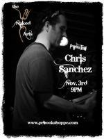 the Naked Arts featuring Chris Sanchez
