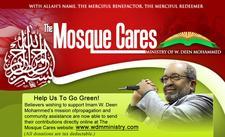 Ministry of Imam W. Deen Mohammed logo