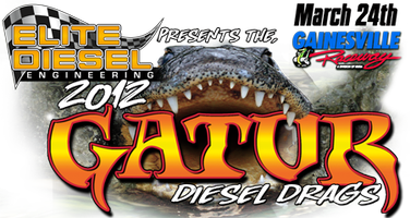 The 5th Annual Gator Diesel Drags