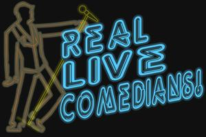 Jason Mack Presents: Real Live Comedians!