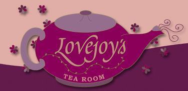 High Tea at Lovejoy's Tea Room