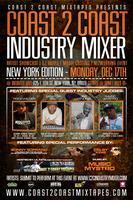 Coast 2 Coast Music Industry Mixer | NYC Edition - 12/17/12