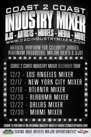 Coast 2 Coast Music Industry Mixer | Alabama Edition -...