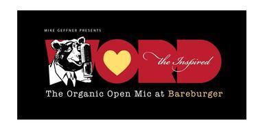 Organic Open Mic @ Bareburger East Village NYC -...