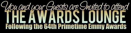RSVP | The Awards Lounge following the 64th Primetime...