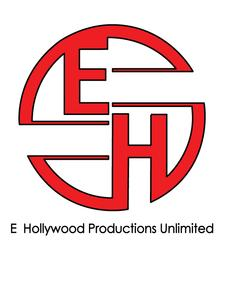 E HOLLYWOOD PRODUCTIONS UNLIMITED logo