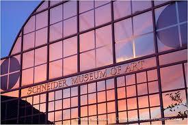Ashland Slow Art Day - Schneider Museum of Art - April...
