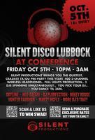 TTU/OU Silent Disco @ Conference