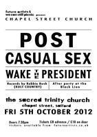 Live Music @ Sacred Trinity Church - Salford...