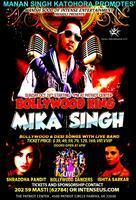 "MANAN SINGH KATOHORA promotes - Bollywood King ""MIKA..."