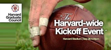 2012 The Harvard Kickoff Event! Harvard Stadium. Sep 28