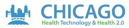 Chicago Health 2.0 After Party and Startup Pitch...
