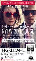 NYFW 3D Lounge