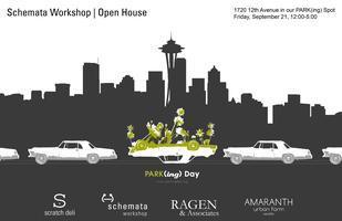 Schemata Workshop celebrates National PARK(ing) Day...