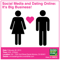 SMCLA Presents Social Media and Dating Online: It's Big...