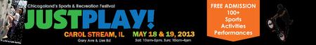 JustPlay! 2013 Sports & Rec Festival