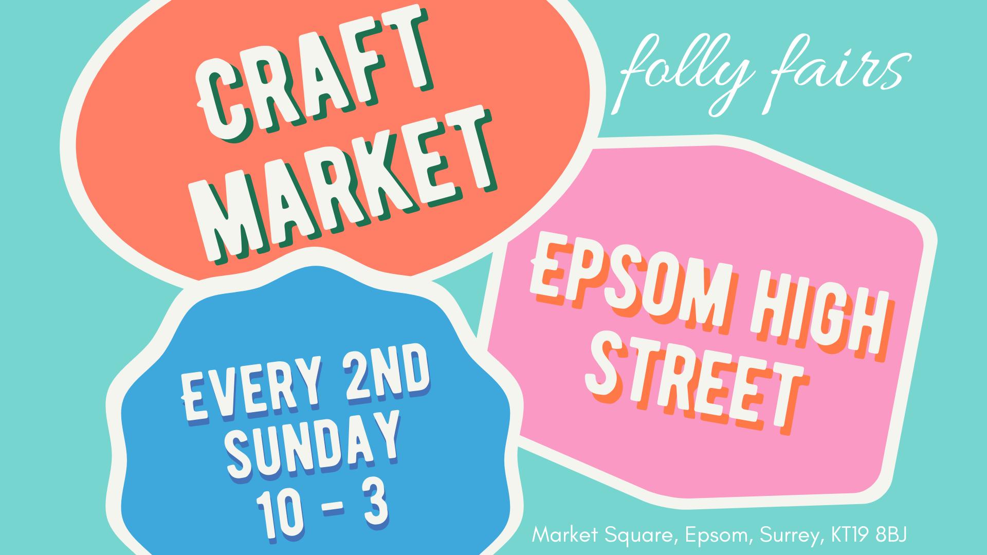Epsom Craft and Gift Market