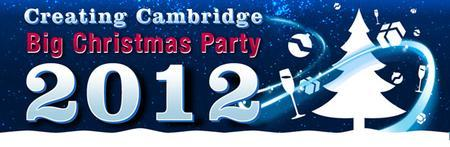 Creating Cambridge Big Christmas Party 2012