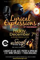 Lyrical Expressions Returns On It's 10yr Anniversary