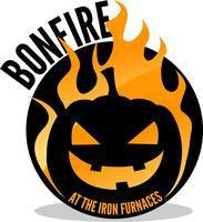 Bonfire at The Iron Furnaces