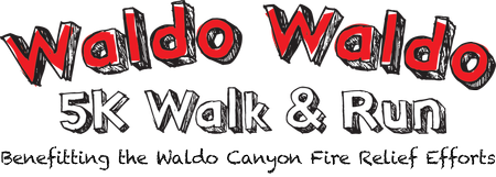 Waldo Waldo 5K Walk & Run