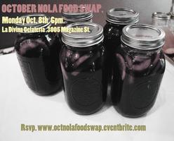 Oct. Nola Food Swap