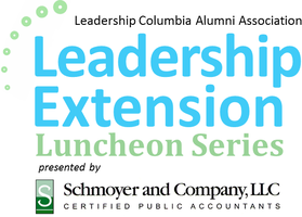 LCAA Leadership Extension Luncheon Series: Nephron...