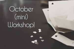 Love Letters 2 Strangers - October (Mini) Workshop!