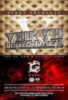 Verve Thursdays @ Naga 11-29-12