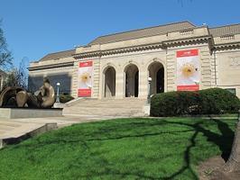 Columbus Slow Art Day - Columbus Museum of Art - April...