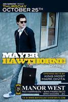 Mayer Hawthorne DJ Set