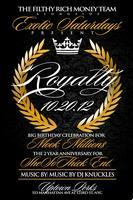 """Royalty"" SheSoThick Ent. 2 yr Anniversary/Mook..."