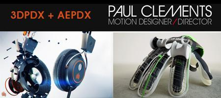 Paul Clements (hosted by 3DPDX, AEPDX & Maxon)